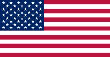 American flag CC